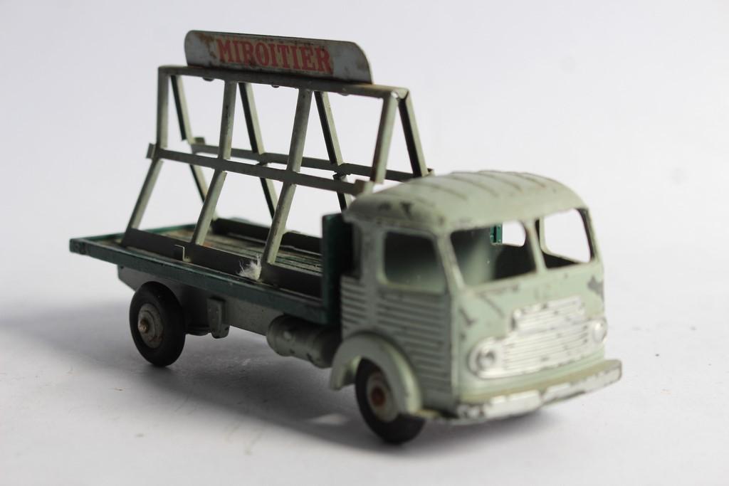 vitre pour DINKY SIMCA cargo miroitier REF 33C