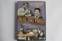 DVD Louis ARMSTRONG et Billie HOLIDAY New Orleans 1947