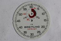 BREITLING Cadran pour Chronomètre Breitling Sprint
