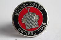 Pins ROLLS ROYCE Owners Club
