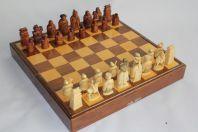 Jeu d'échecs ivoire Chine
