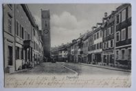 Carte postale ancienne Frauenfeld Thurgovie Suisse