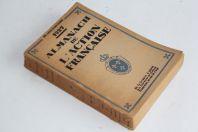Livre Almanach de l'Action Française 1927