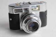 Appareil photo Voigtländer Vitomatic IIa Lens Color Skopar 2,8/50 mm