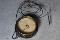 Thermographe Thermomètre enregistreur à disque Fournier Paris