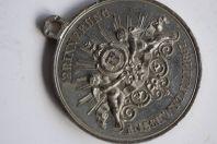 Médaille de tir fédéral Eidgenössische Schützenfest 1867 Suisse