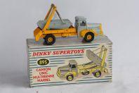 DINKY SUPERTOYS 38A Camion Unic Multibenne Marrel