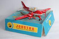 Avion Rallye rouge Joustra Light aircraft