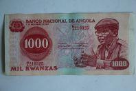 Billet 1000 Kwanzas Angola 1979 SUP