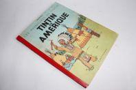 BD TINTIN Tintin en Amérique B3 1949