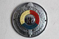 Insigne Fédération nationale des Sapeurs Pompiers français RF