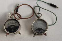 Voltmètres Radio-Voltmeter Alter Sutra Paris