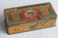 Boîte à Cigarettes tôle Tabacs de l'Empire Ottoman Constantinople
