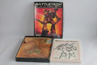 Battletech Jeu de combat blindé Fasa 1988