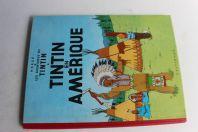 BD TINTIN Tintin en Amérique B20 bis 1957