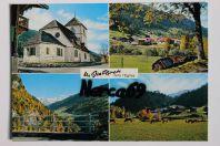 Carte postale QSL Radio Amateur Suisse Les Diablerets Nerca 69
