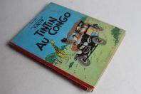 BD TINTIN Tintin au Congo B20 1956