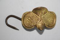 Ancien crochet de tablier de Maréchal ferrant XIXe siècle