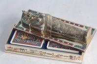 Double jeu de cartes The Treasures of Tutankhamun édition limitée