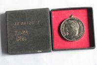 Briquet essence pièce de monnaie 5 Fr Napoléon III Ça-va seul
