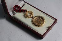 Médaille Mérite et dévouement français