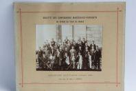 Photographie Compagnons du Devoir Maréchaux-Ferrants 1901