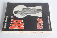 Livre Nu(es) comme un ver... Lucien Rimels 1968