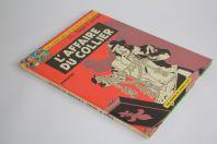 BD Les aventures de Blake et Mortimer L'affaire du collier 1967