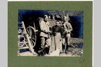Photographie ancienne guerre 1914-18 militaria militaire poilus Rare 80 Somme Courcelles