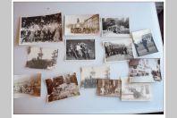 Carte postale et photos École des Arts et Métiers Sorties Souvenir Suisse