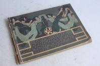 Catalogue Affiches publicitaire imprimeur Allemand Munich 1911