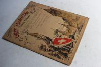Ligue Albanaise Rassemblement de la IIIe division 1880 Jules Matthey Suisse