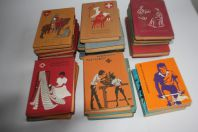 Lot 23 Almanach Pestalozzi Suisse 1924 - 1964