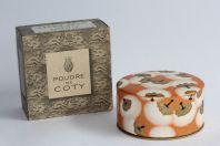 Poudre de COTY parfumée Aimant Boite à poudre Lalique