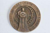 Médaille Société Suisse de Chronométrie 1938 Horlogerie