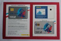 Télécarte à puce France Anciens combattants 1988 NSB