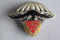 Insigne 4° Compagnie de Livraison Air des Troupes de Marine