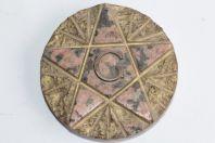 Sculpture symbole Franc-Maçon
