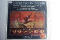 Vinyle 33T Mendelssohn Spohr Violinkonzerte Orfeo S 046831 A 1983