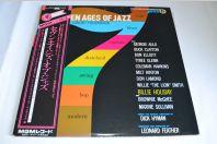 Vinyle 33T Jazz The seven ages d'or