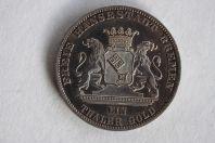 Monnaie 1 thaler 1865 Festival de Tir Brême Allemagne