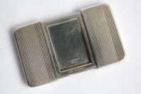 S.T. DUPONT Porte photo de poche argent