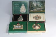 Décorations de Noël White House ornament 1993 /1997 /2005 / 2008