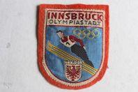 Écusson Jeux Olympiques Innsbruck hiver 1964 Tyrol Autriche