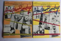 Magazines érotiques Amateur Bondage Photographies Irving Klaw