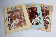 Magazines érotiques Bizarre Classix USA 1976