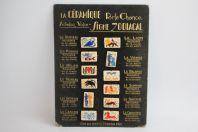 Céramique d'Art Broche Porte chance Signe du zodiaque