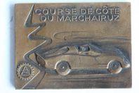 Médaille course de côte du Marchairuz ACS Suisse