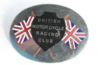 Insigne émaillée British Motorcycle Racing Club