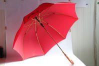 Christian DIOR Parapluie rouge